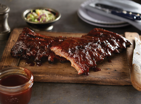 Real Urban Bbq Baby Back Ribs