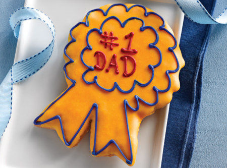 #1 Dad Cookie Add-on