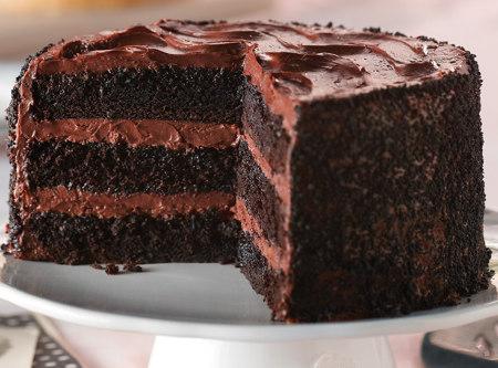 Lezza Chocolate Cake