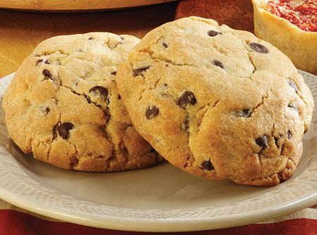 Two 7-oz Chocolate Chip Carol's Cookies Add-on
