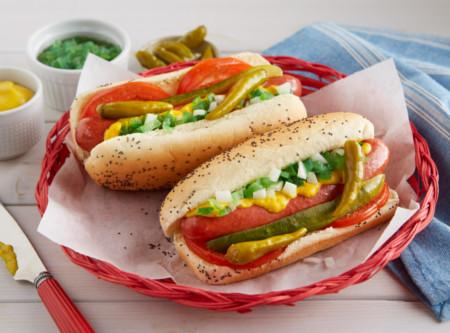 Portillo's Hotdog Kit & Pizza Combo