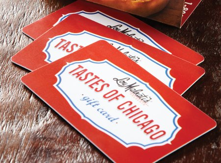 Traditional Gift Cards