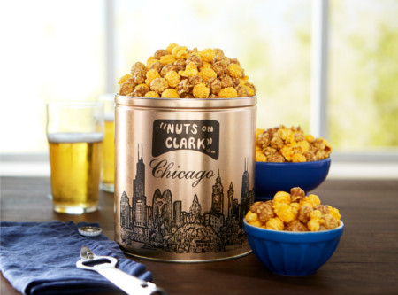 Nuts on Clark Popcorn Gallon