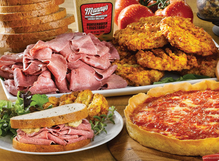 Corned Beef Kit & Pizza Combos