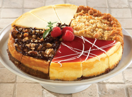Eli's Cheesecake Packages